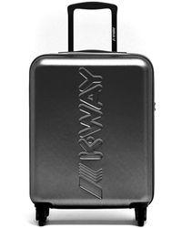 K-Way Suitcase - Grigio