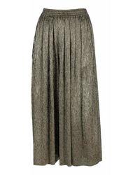 Isabel Marant Trousers 21apa198521a031e - Grijs