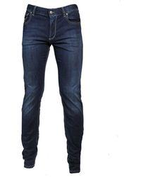 ALBERTO Jeans Slipe 1579-870 Regular Slim Fit - Blauw