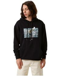 Throwback. Michael Jordan Sweatshirt - Nero