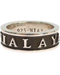 Nialaya Ring - Wit