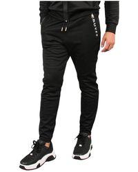 Cruyff Riba Trackpants - Zwart