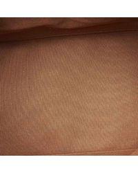 Louis Vuitton Toile Monogramme Alma PM - Marron