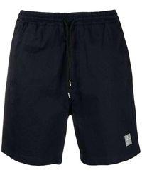 Department 5 Shorts - Blauw