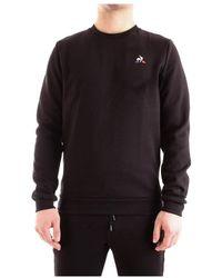 Le Coq Sportif Sweatshirt - Zwart