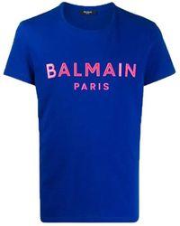 K-Way T-Shirt - Bleu