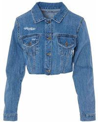Motel Jacket - Blau