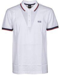 BOSS by Hugo Boss Polo Shirt - Wit