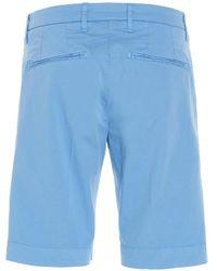 Entre Amis Shorts Azul