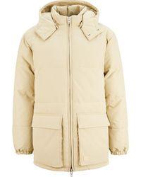 Brixtol Textiles Puffer Jacket - Neutro
