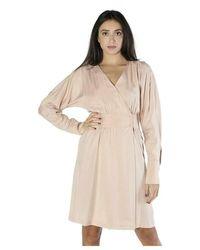 Soallure Cross Dress - Roze