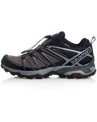 Philipp Plein Sneakers X Ultra 3 Gtx 398672 - Zwart