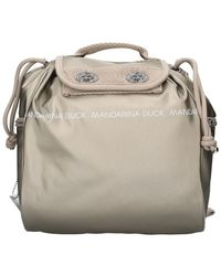 Mandarina Duck Backpacks - Naturel