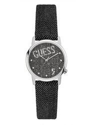 Guess Watch V1017 - Zwart