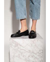 Michael Kors Finley loafers - Noir
