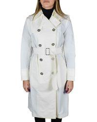 Ralph Lauren Trench Coat - Wit