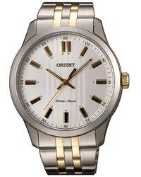 Orient Watch UR - Sqc0U002W0 - Grau