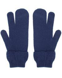 Maison Margiela Gloves - Blu