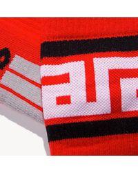 Aries - Socks Rojo - Lyst