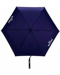 Moschino Umbrella - Bleu