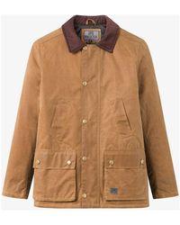Brixtol Textiles Jacket - Marron