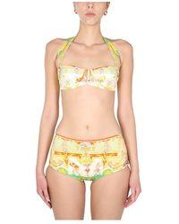Etro Bikini Swimsuit - Geel