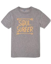 Hartford Camiseta - Gris