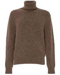 Nanushka Malthe Sweater - Marrone