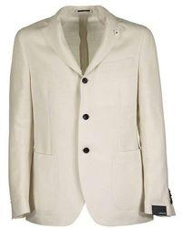 Lardini - Two-button Jacket - Lyst