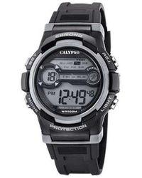 Calypso St. Barth Watch Ur - K5808_4 - Zwart