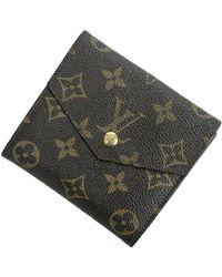 Louis Vuitton Pre-owned Vintage Elise - Bruin