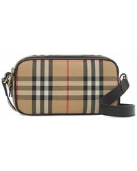 Burberry Camera Bag - Naturel