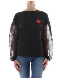 Pinko - Piastra T-shirt En Tank Vrouwen - Lyst