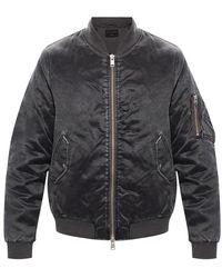 AllSaints Bomber jacket - Noir