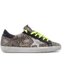 Golden Goose Deluxe Brand Superstar Sneakers - Bruin