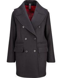 DRYKORN Oversized Jacke - Zwart