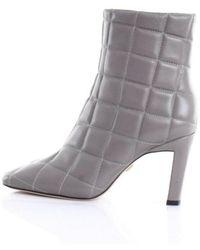 Lola Cruz Shoes 087t14bk - Grijs