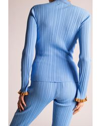 Holzweiler Long-sleeved top Azul