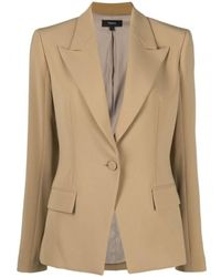 Theory Blazer - Marron