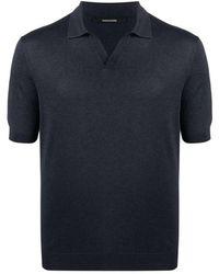 Tagliatore Polo Shirt - Bleu