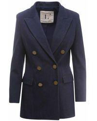 L'Autre Chose Blazer B2570287080 - Blauw