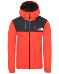 The North Face 1990 Mountain Q Jas - Rood