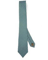 Church's Fantasy Tie - H01222 - Blauw