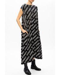 Vetements - Dress Negro - Lyst