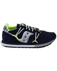 Saucony Jazz Sneakers - Blauw