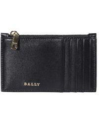 Bally Wallet - Noir