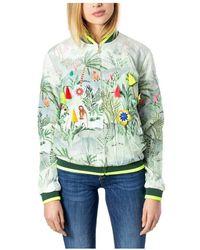 Desigual Sweatshirt - Groen
