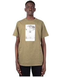 Maharishi Vietnam68 tim page t-shirt - Vert