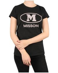 Missoni T-shirt - Zwart