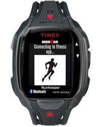 Timex Watch Tw5k84600 - Zwart